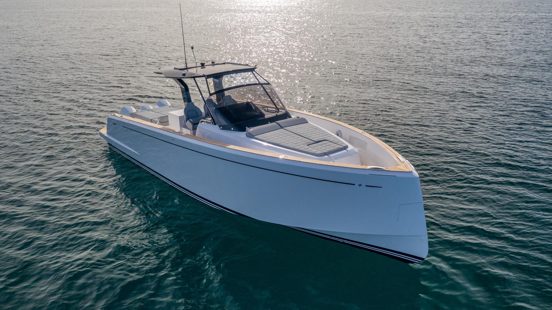 Picture Of a 2022 Pardo 38 Pardo 38 Motor Yachts | 1628400