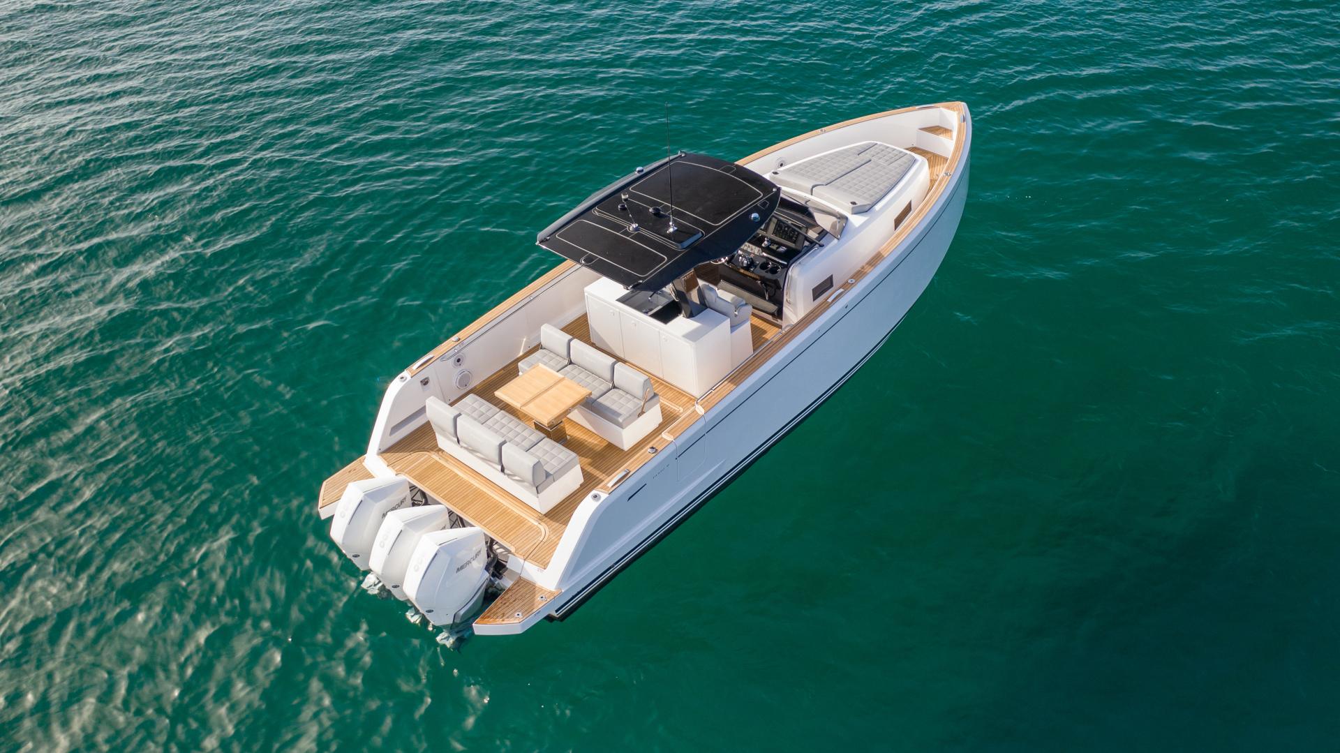 Picture Of a 2022 Pardo 38 Pardo 38 Motor Yachts | 1628402