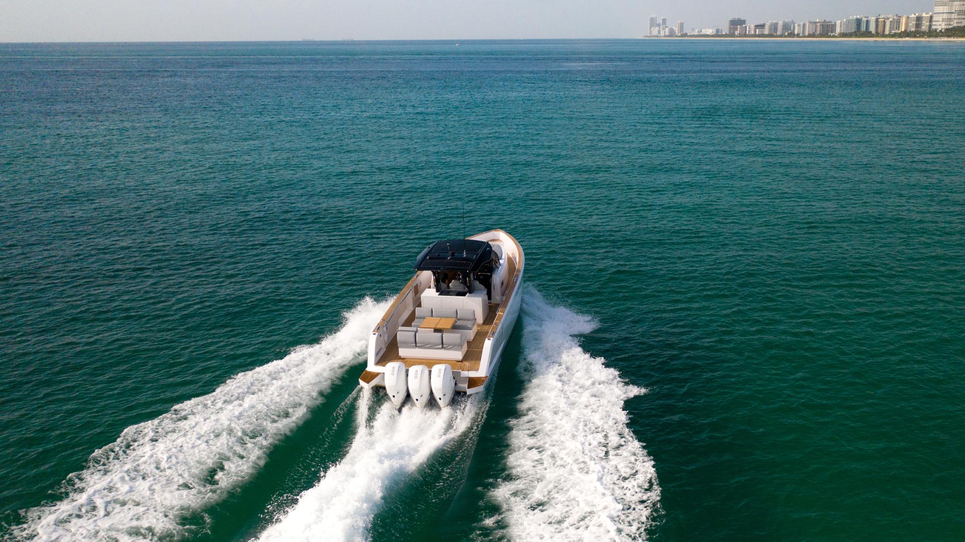 Picture Of a 2022 Pardo 38 Pardo 38 Motor Yachts | 1628404