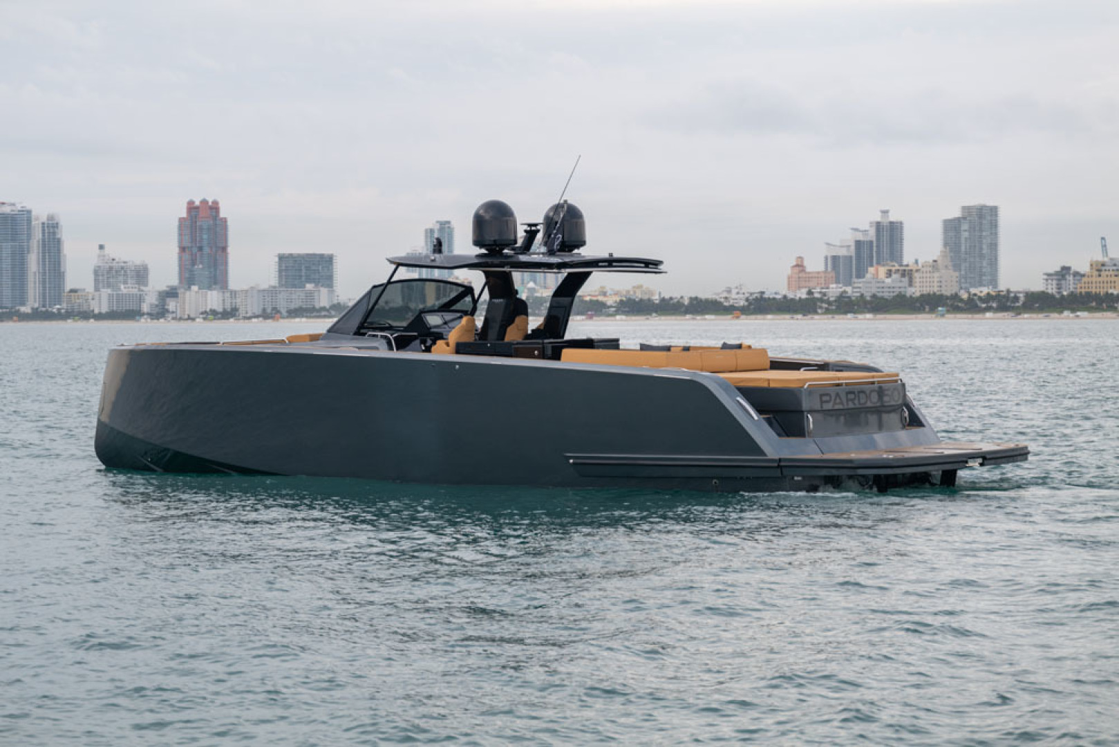 Picture Of a 2022 Pardo 49 50 Motor Yachts | 1628458