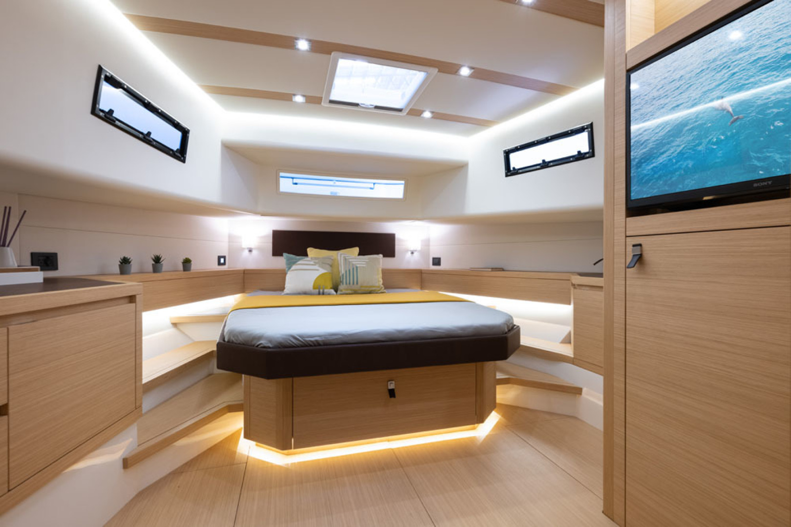 Picture Of a 2022 Pardo 49 50 Motor Yachts | 1628445