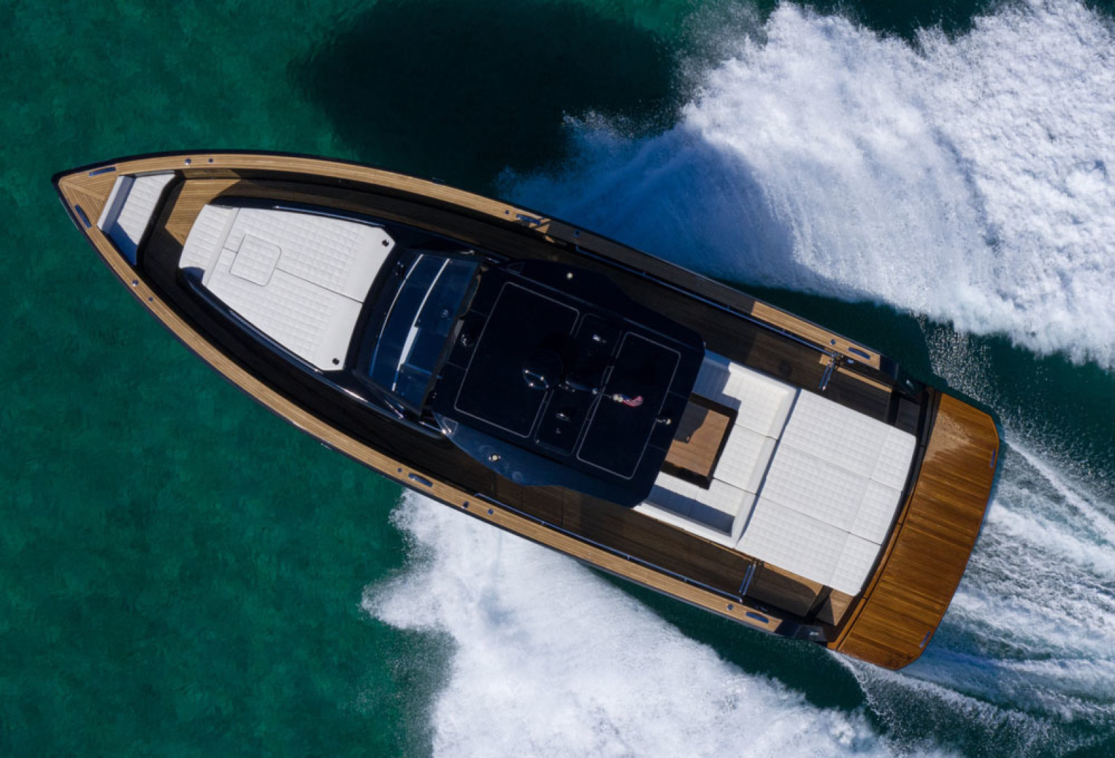 Picture Of a 2022 Pardo 49 50 Motor Yachts | 1628438