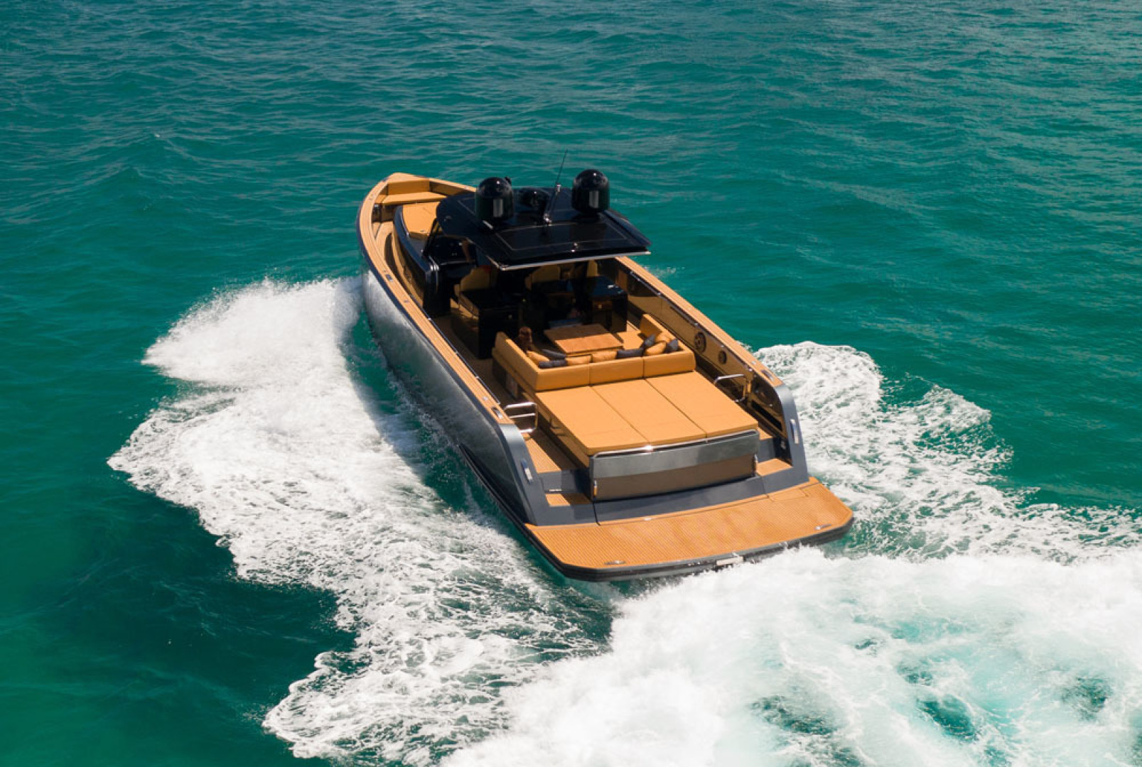 Picture Of a 2022 Pardo 49 50 Motor Yachts | 1628442
