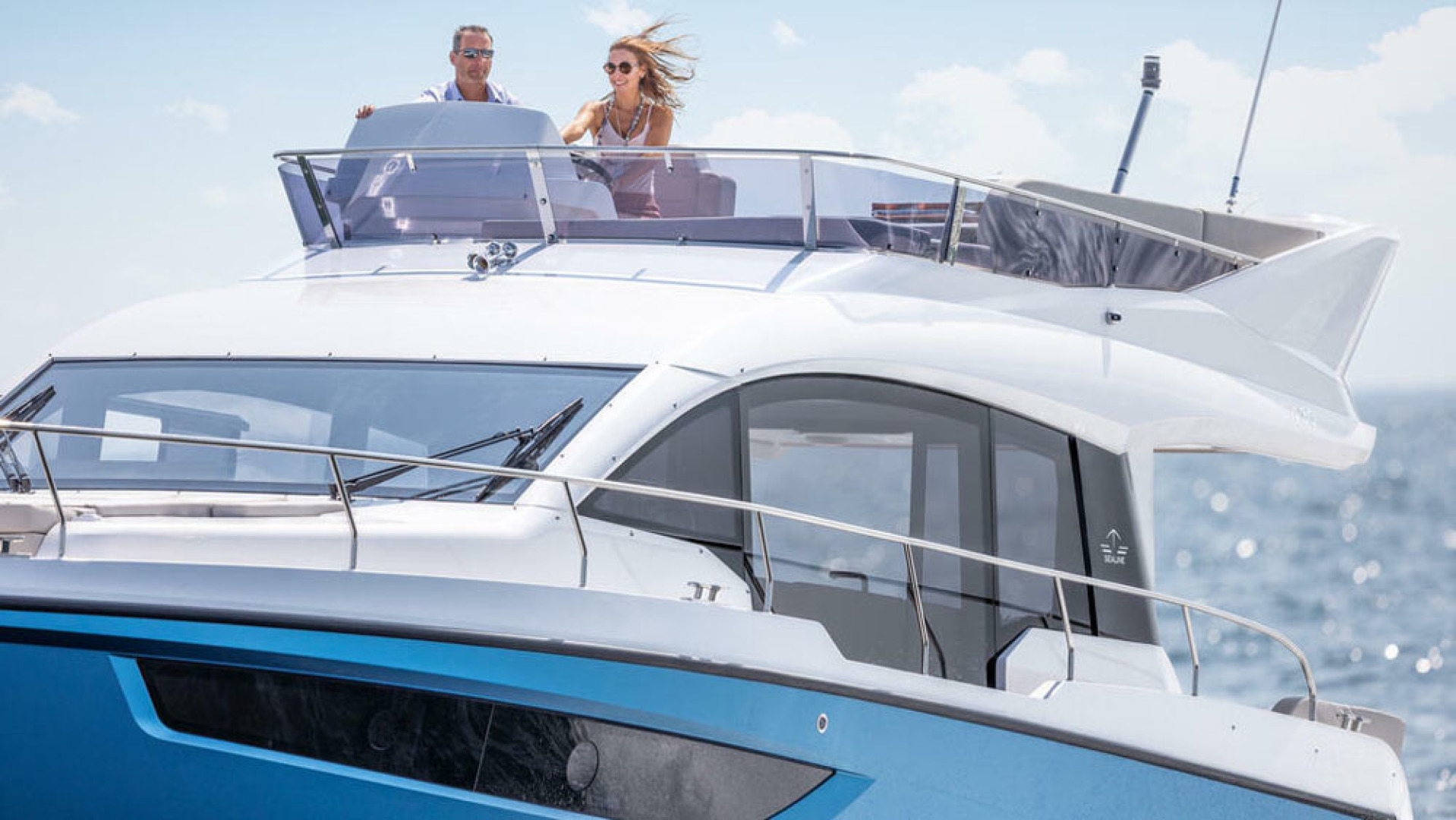 Picture Of a 2022 Sealine 45 F430 Motor Yachts | 1628571