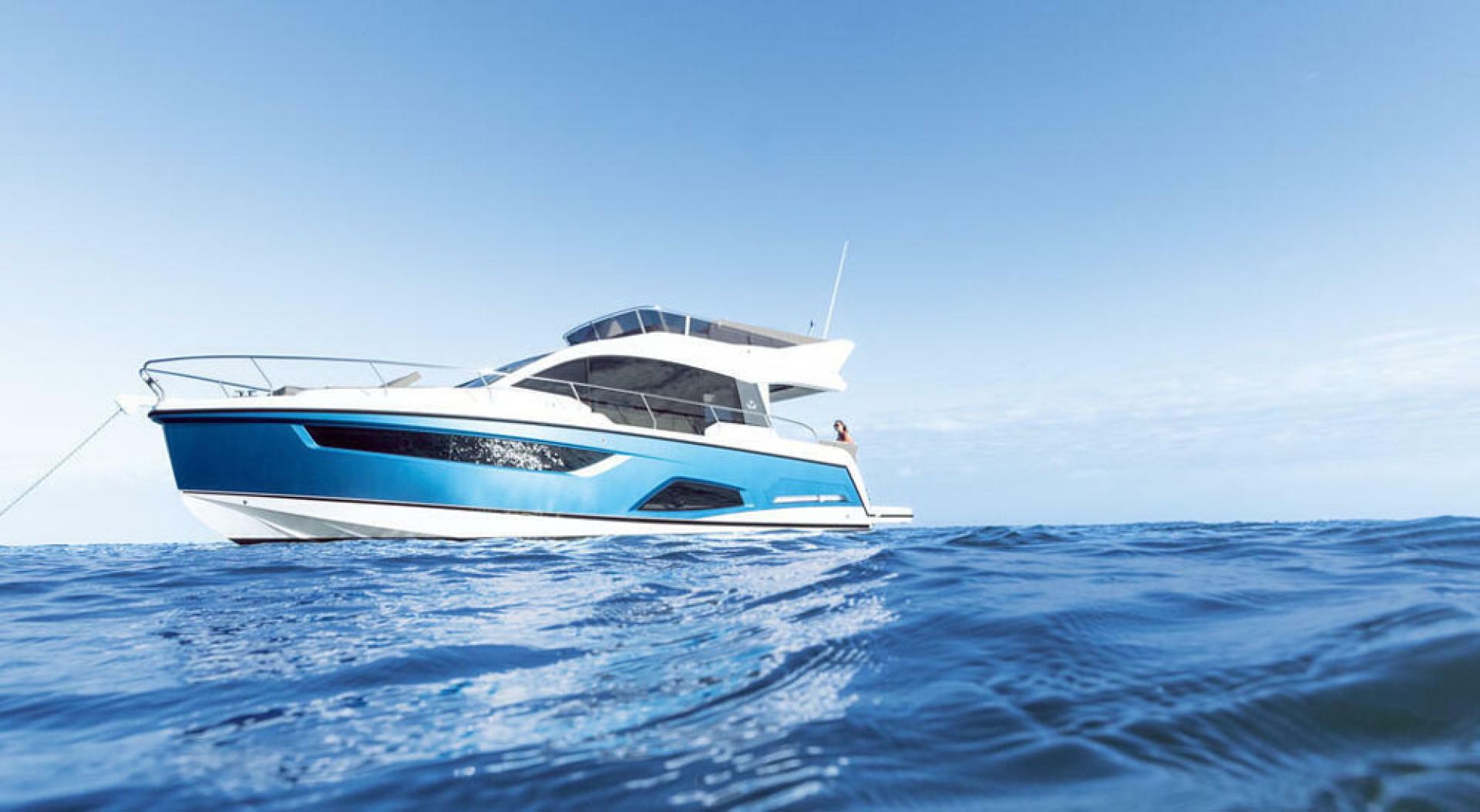 Picture Of a 2022 Sealine 45 F430 Motor Yachts | 1628552