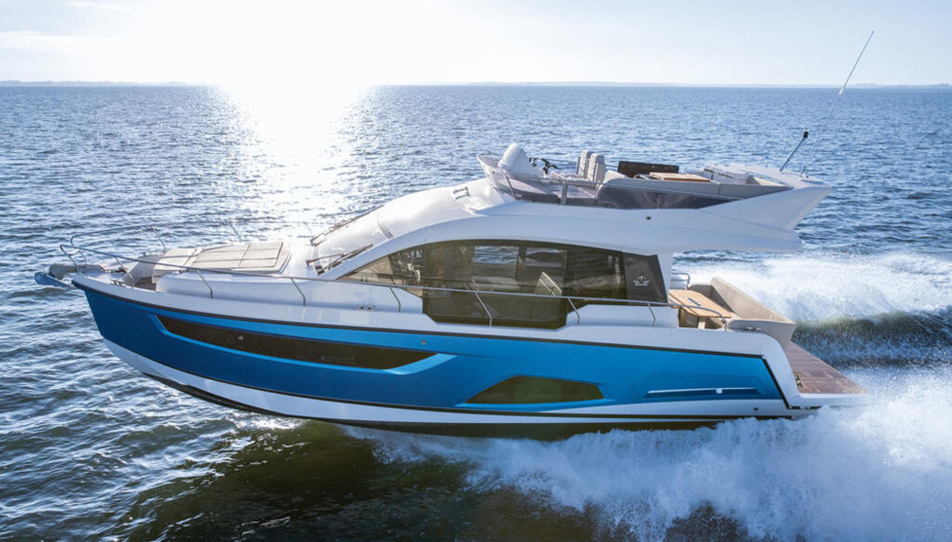 Picture Of a 2022 Sealine 45 F430 Motor Yachts | 1628572