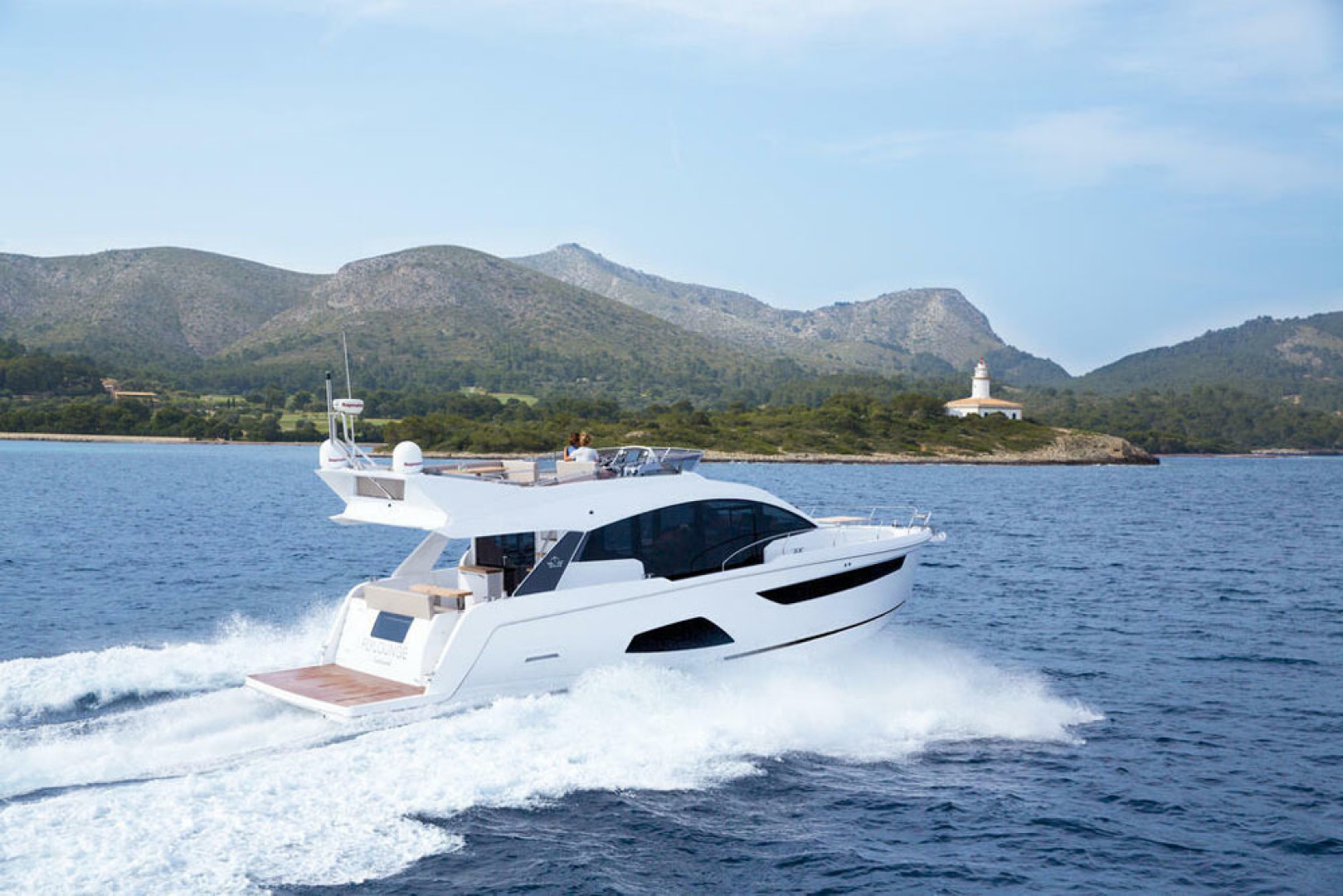 Picture Of a 2022 Sealine 53 F530 Motor Yachts   1628581