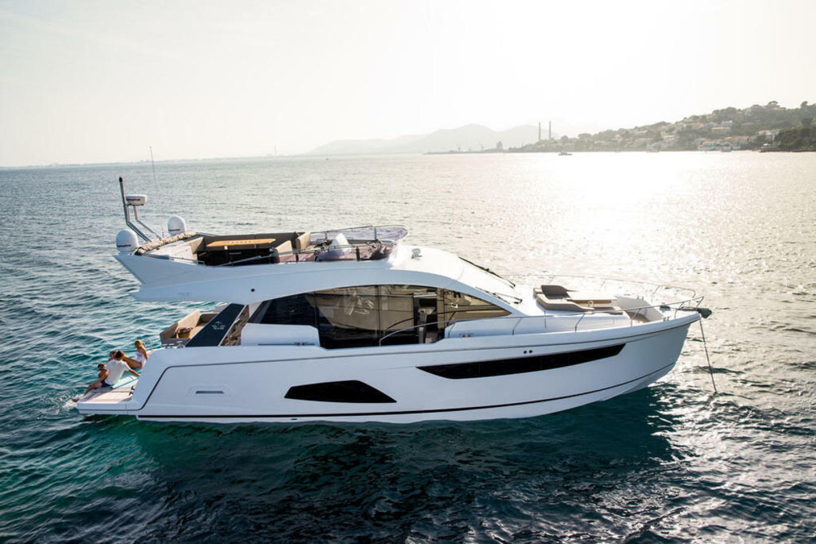 Picture Of a 2022 Sealine 53 F530 Motor Yachts   1628585