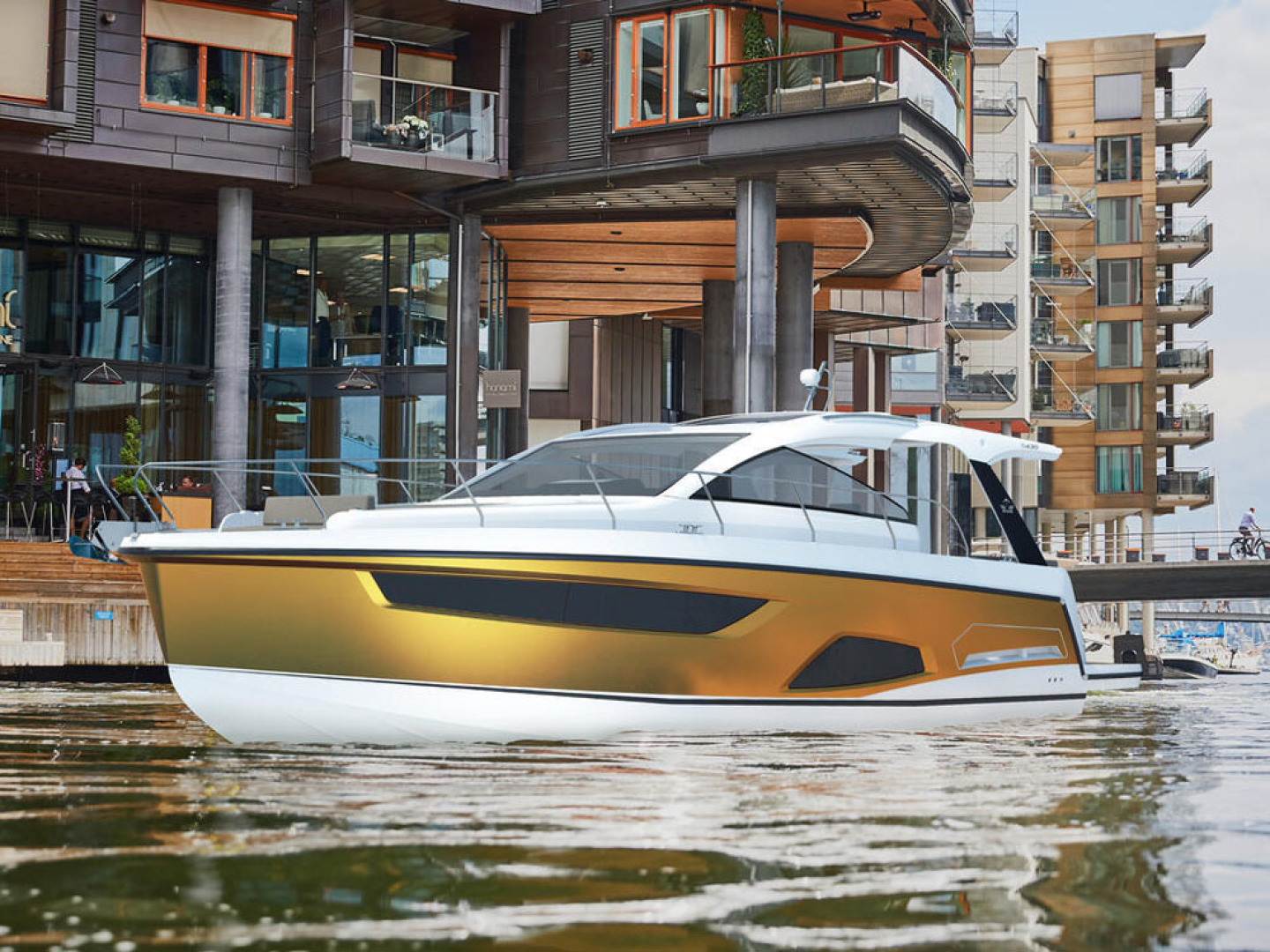 Picture Of a 2022 Sealine 43 S430 Motor Yachts   1628699