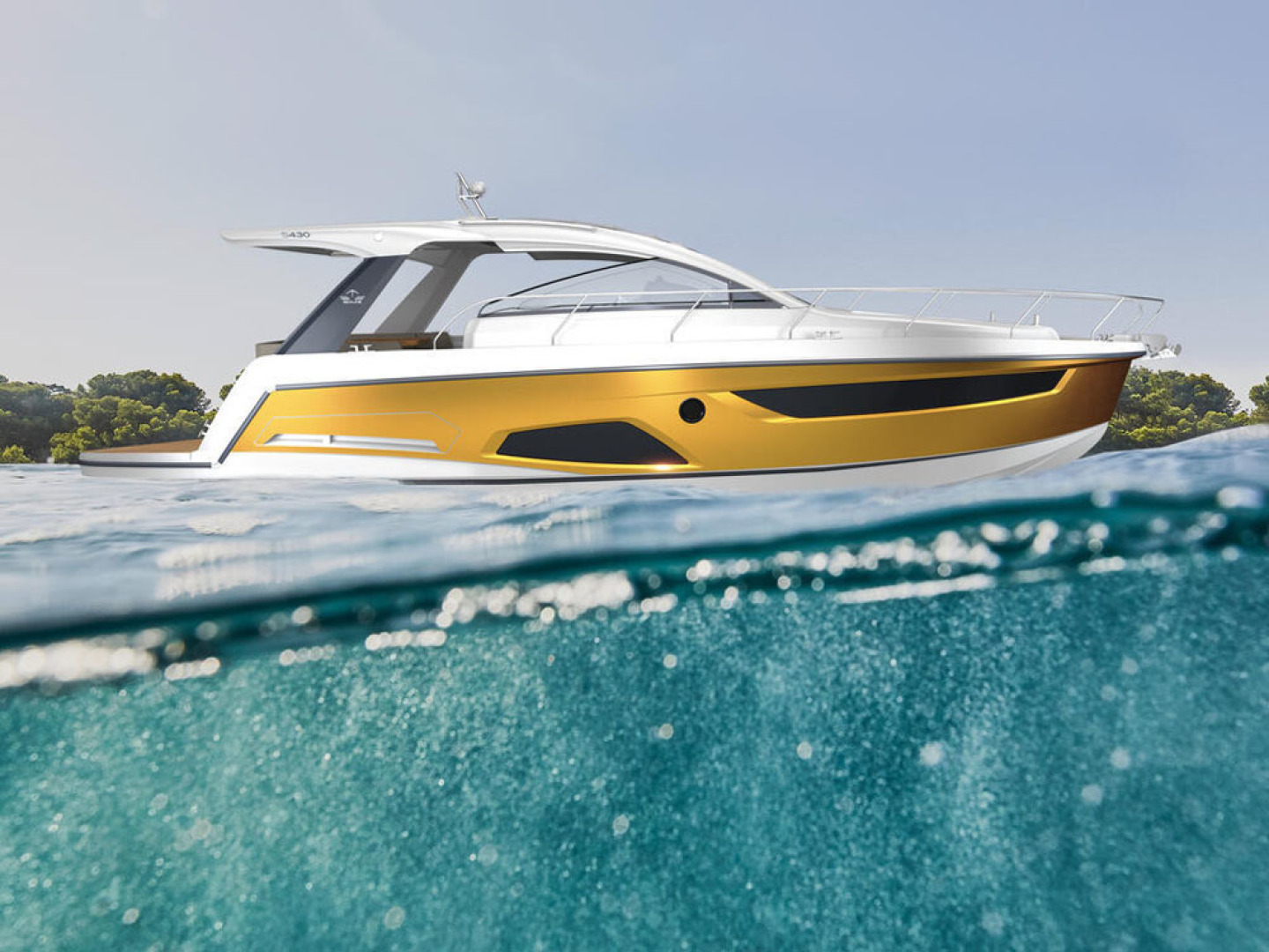 Picture Of a 2022 Sealine 43 S430 Motor Yachts   1628700