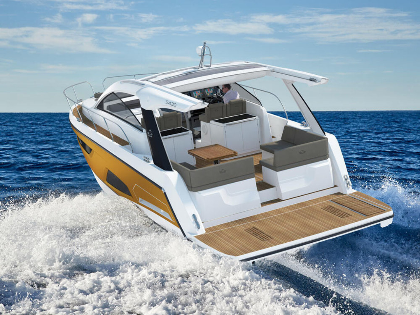 Picture Of a 2022 Sealine 43 S430 Motor Yachts   1628695
