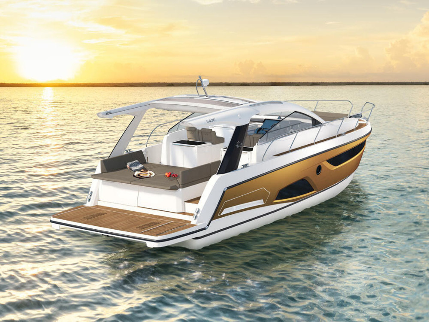 Picture Of a 2022 Sealine 43 S430 Motor Yachts   1628704