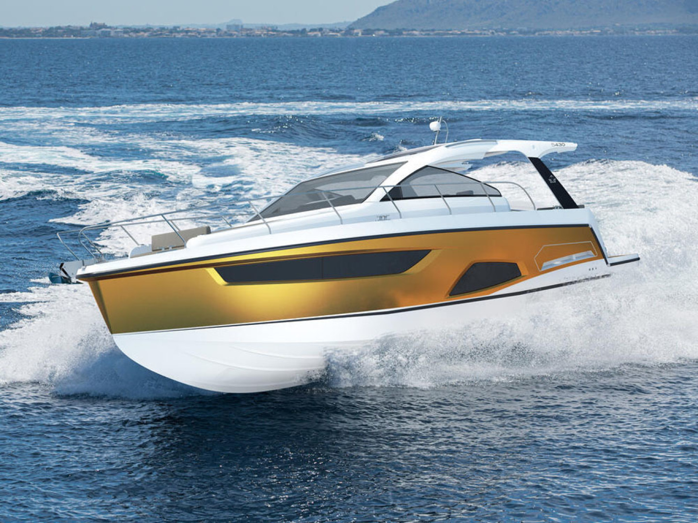 Picture Of a 2022 Sealine 43 S430 Motor Yachts   1628694