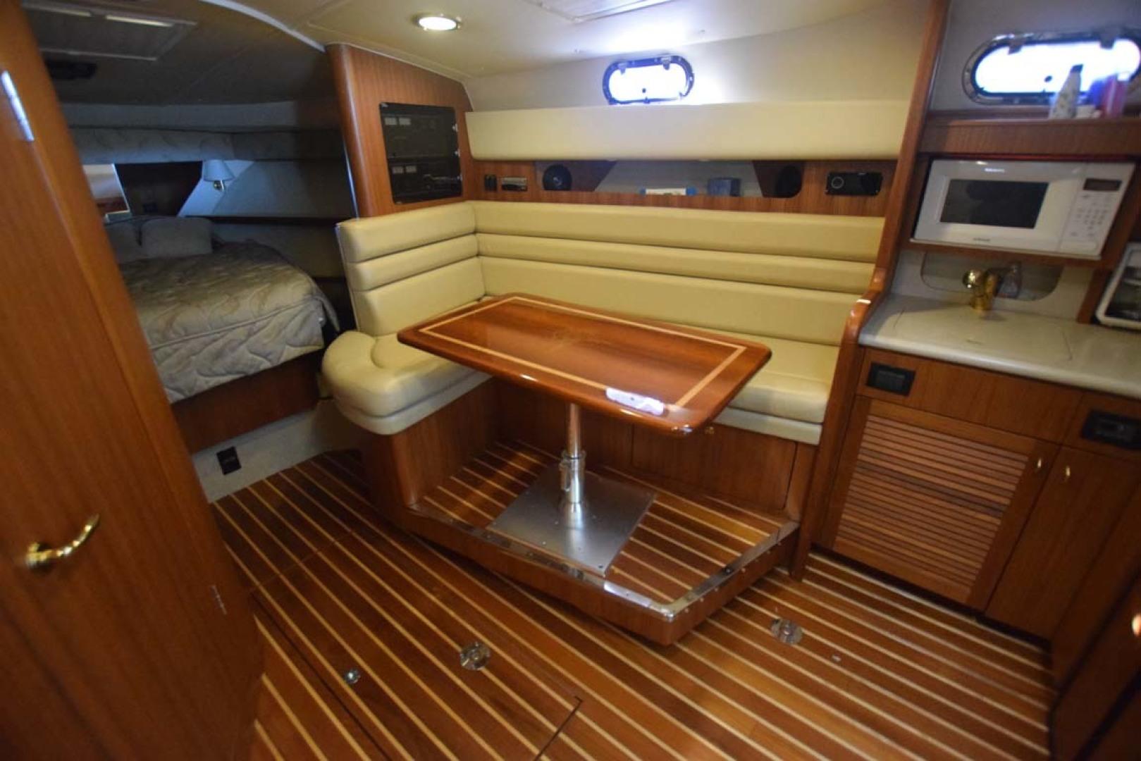 Pursuit-3800 Express 2004-Emeritus Severna Park-Maryland-United States-Settee/Dinette-1629115 | Thumbnail
