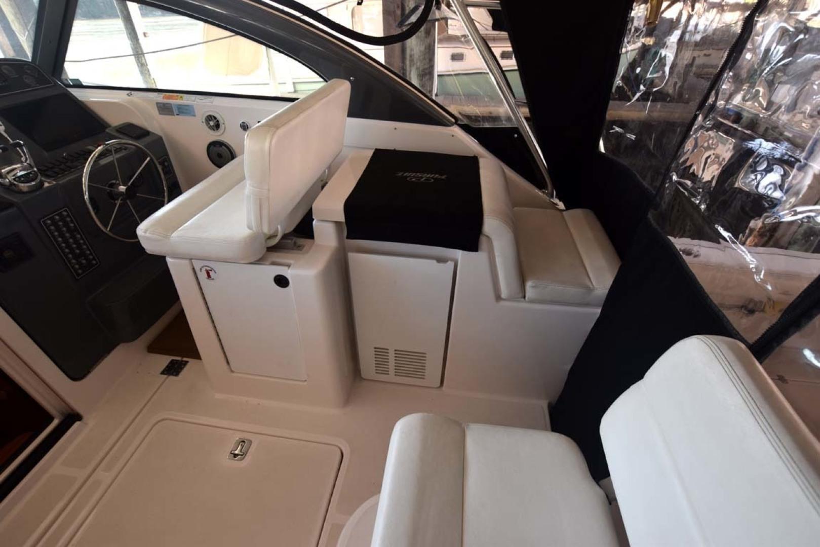 Pursuit-3800 Express 2004-Emeritus Severna Park-Maryland-United States-Starboard Helm-1629125 | Thumbnail