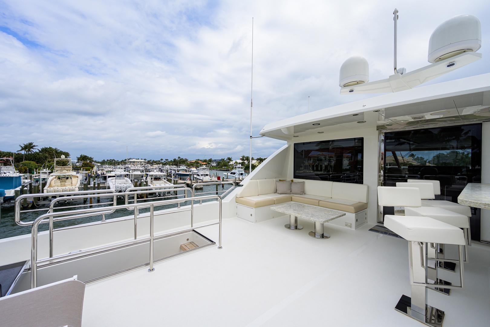 Ocean Alexander-Motor Yacht 2019-Seasons in the Sun Stuart-Florida-United States-1628882   Thumbnail