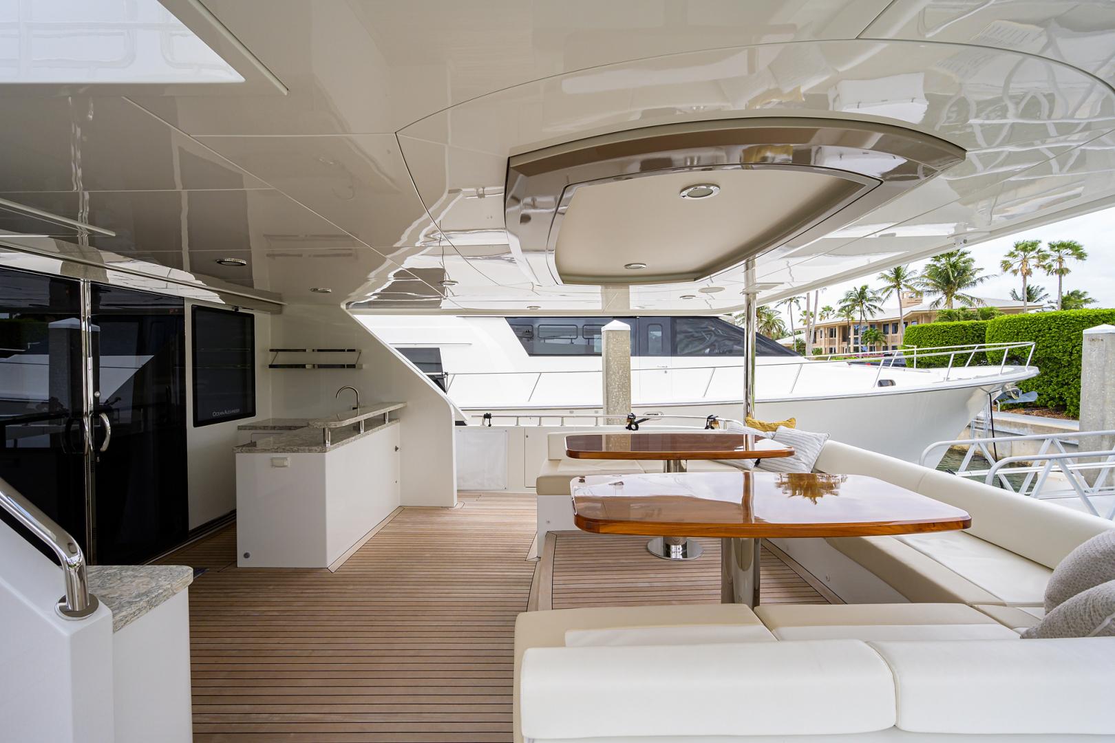 Ocean Alexander-Motor Yacht 2019-Seasons in the Sun Stuart-Florida-United States-1628865   Thumbnail