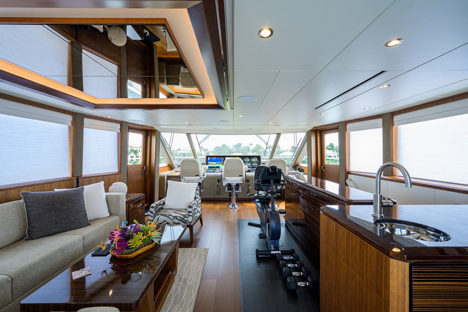 Ocean Alexander-Motor Yacht 2019-Seasons in the Sun Stuart-Florida-United States-1628924   Thumbnail