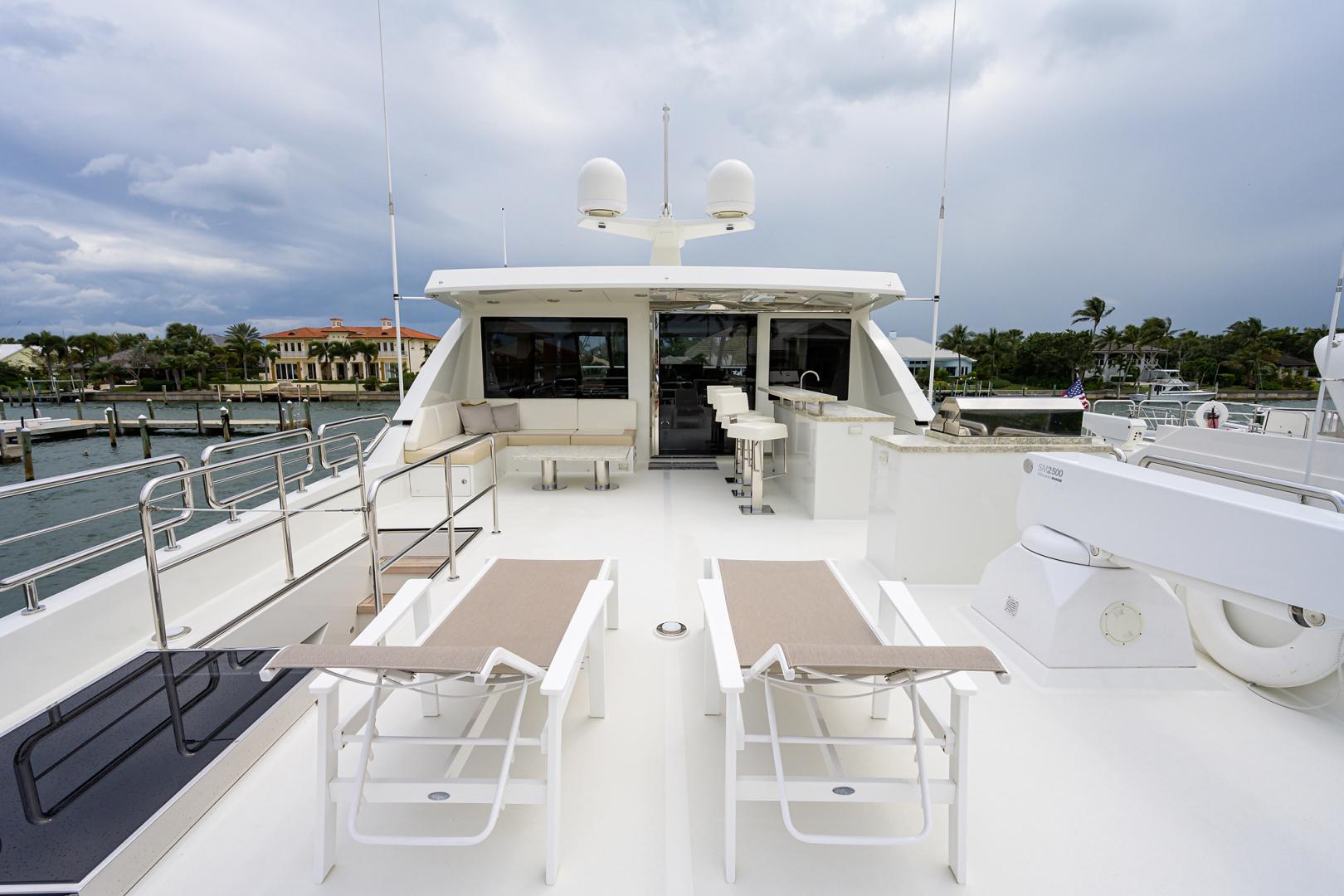 Ocean Alexander-Motor Yacht 2019-Seasons in the Sun Stuart-Florida-United States-1628873   Thumbnail