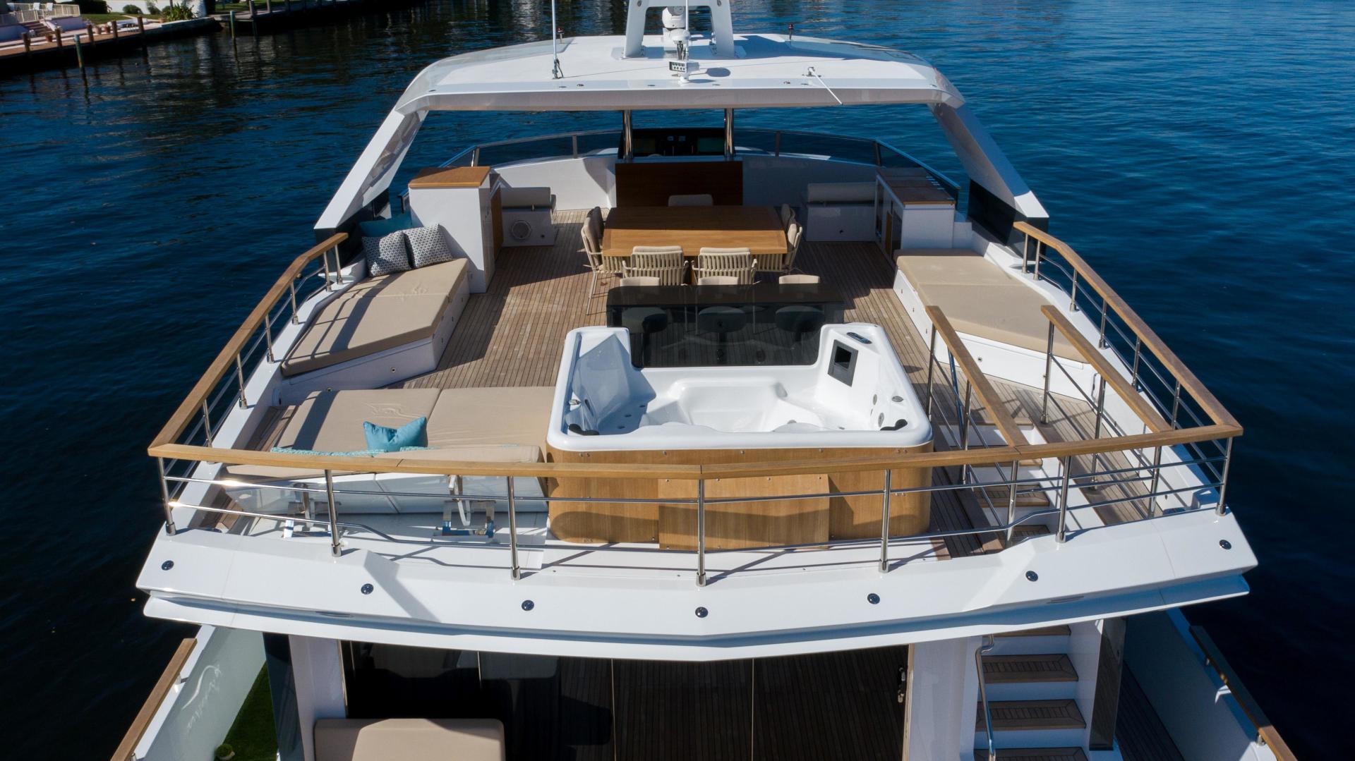 Numarine-32XP 2020-7 Diamonds Fort Lauderdale-Florida-United States-1629339 | Thumbnail