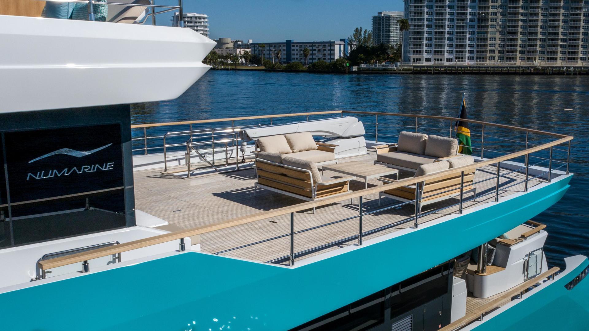 Numarine-32XP 2020-7 Diamonds Fort Lauderdale-Florida-United States-1629336 | Thumbnail