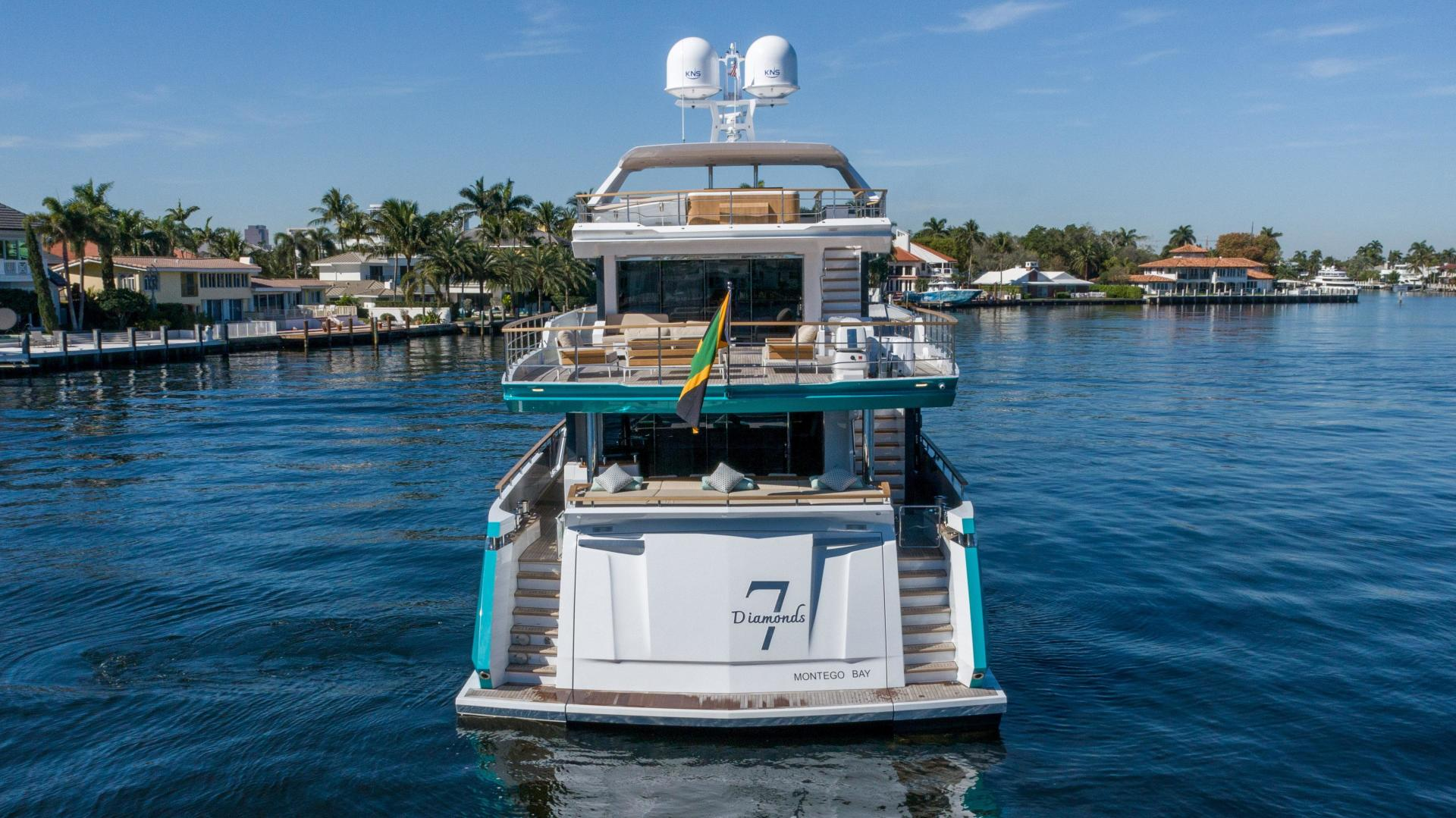 Numarine-32XP 2020-7 Diamonds Fort Lauderdale-Florida-United States-1629344 | Thumbnail