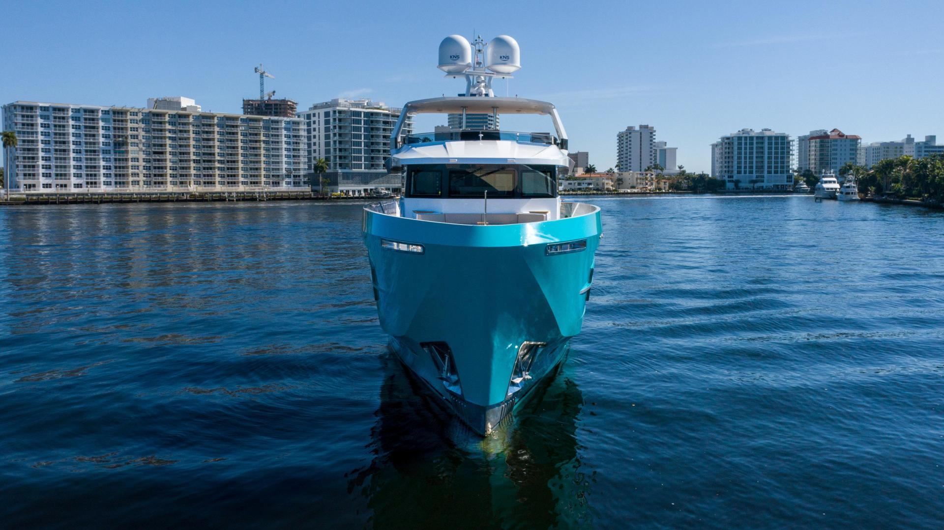 Numarine-32XP 2020-7 Diamonds Fort Lauderdale-Florida-United States-1629343 | Thumbnail