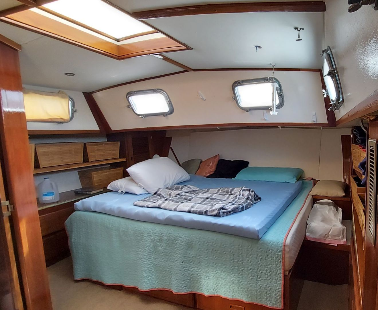 Gulfstar 1973-Sailaway Wilmington-North Carolina-United States-1629453 | Thumbnail