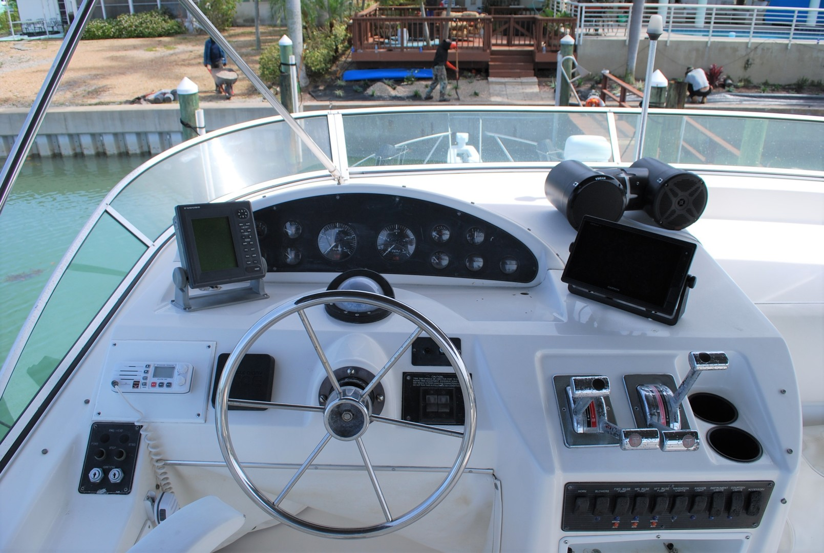 Bayliner-3988 Command Bridge 1996 -St Petersburg-Florida-United States-1629657 | Thumbnail