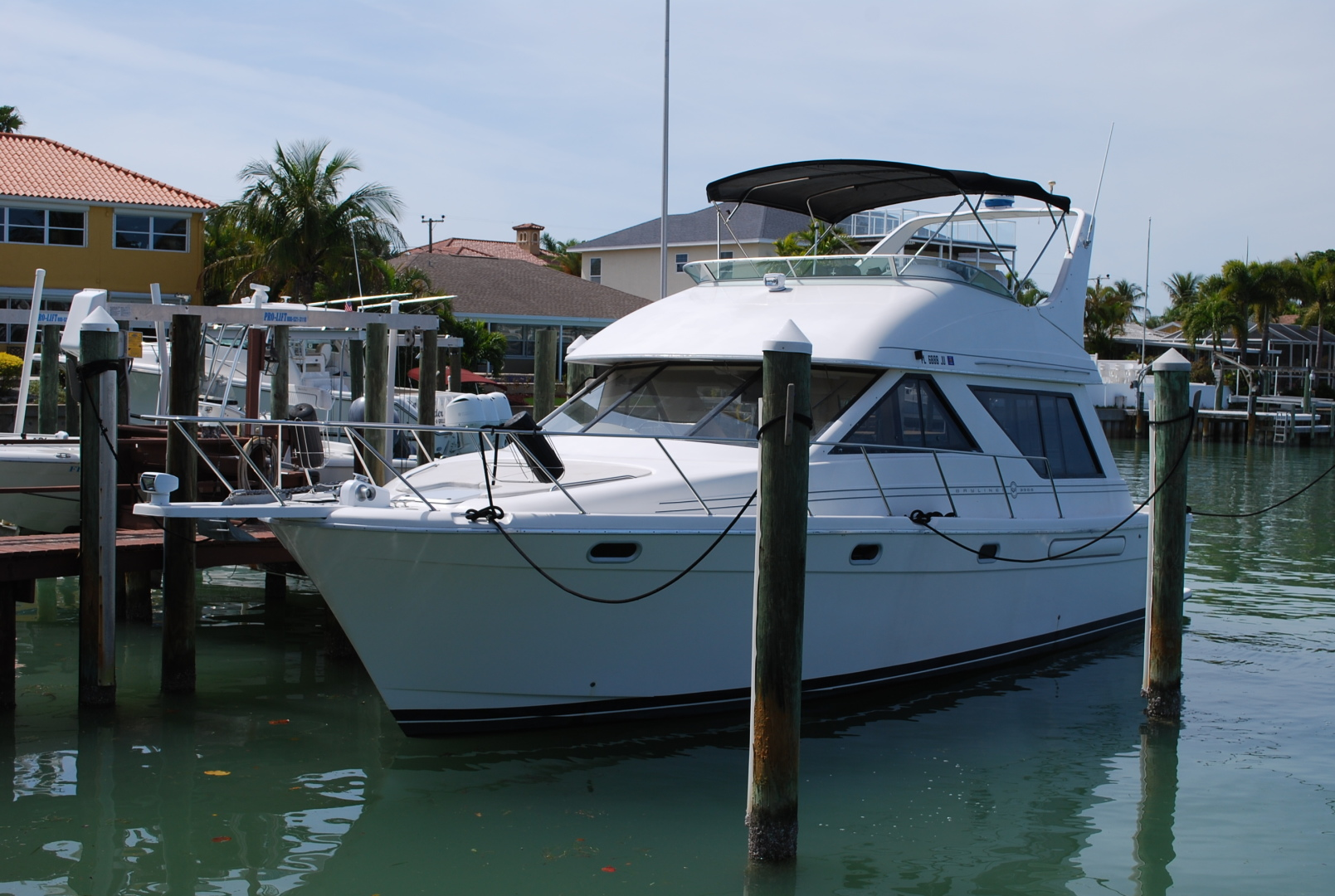 Bayliner-3988 Command Bridge 1996 -St Petersburg-Florida-United States-1629620 | Thumbnail