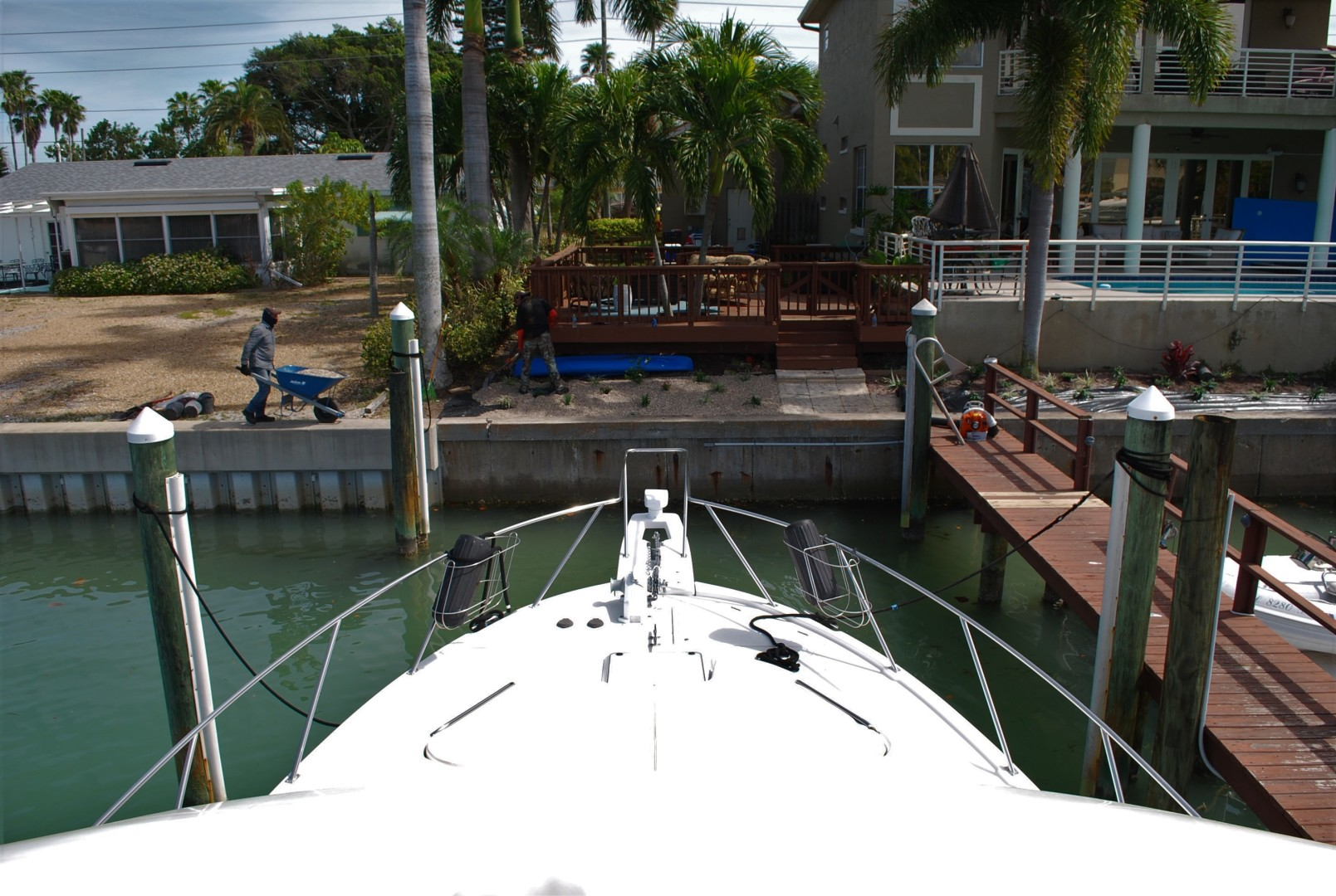 Bayliner-3988 Command Bridge 1996 -St Petersburg-Florida-United States-1629658 | Thumbnail