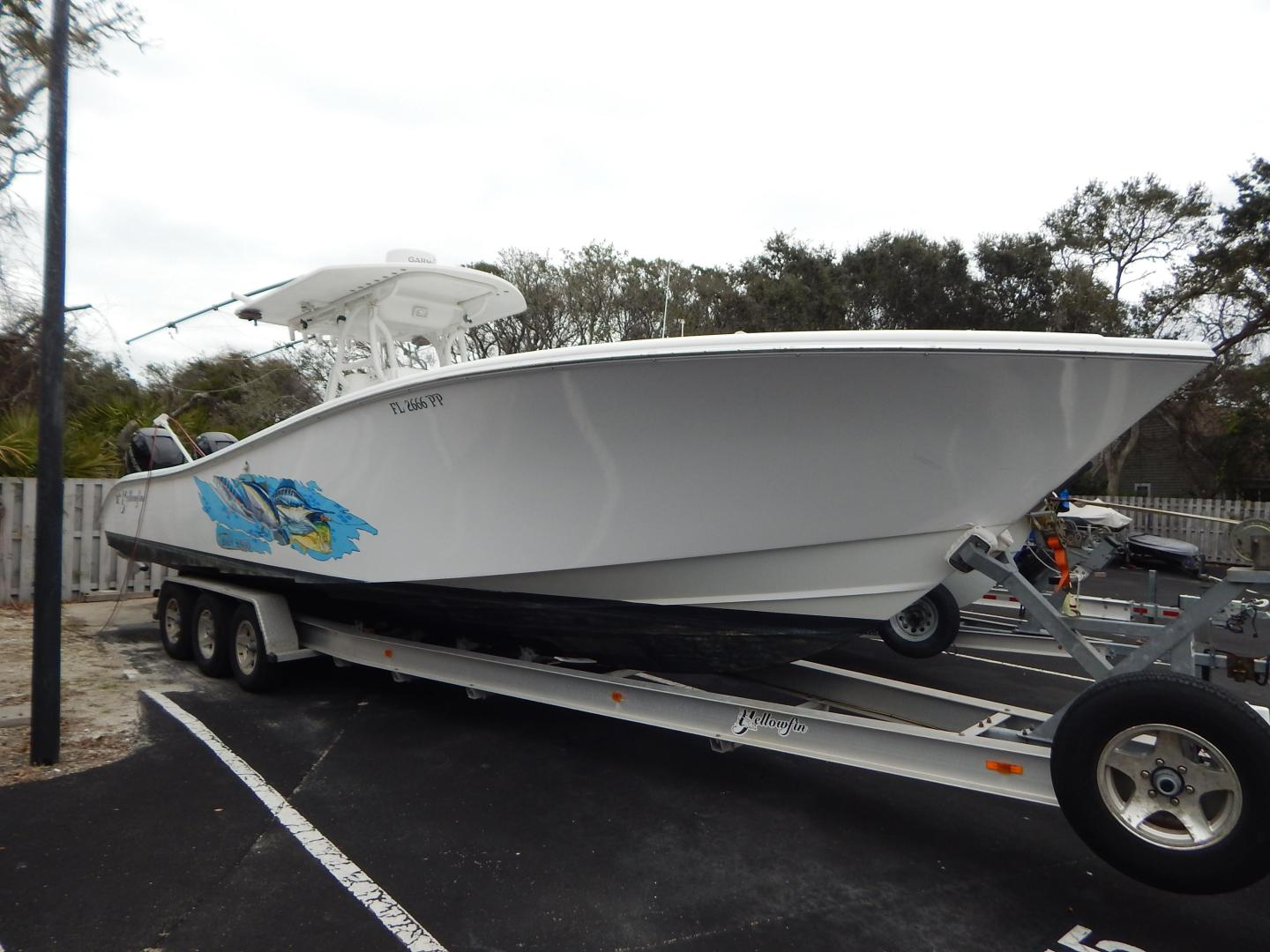 Yellowfin-34 Offshore CC 2008-DIRTY HARRY St. Augustine-Florida-United States-1629865 | Thumbnail
