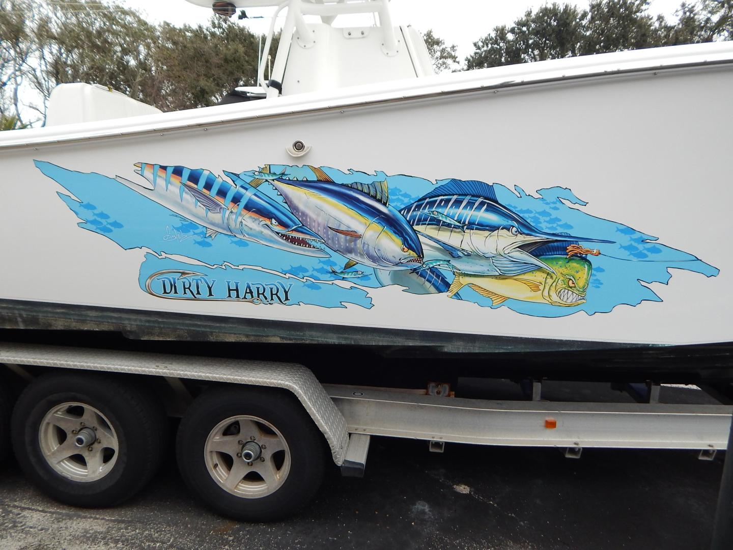 Yellowfin-34 Offshore CC 2008-DIRTY HARRY St. Augustine-Florida-United States-1629866 | Thumbnail