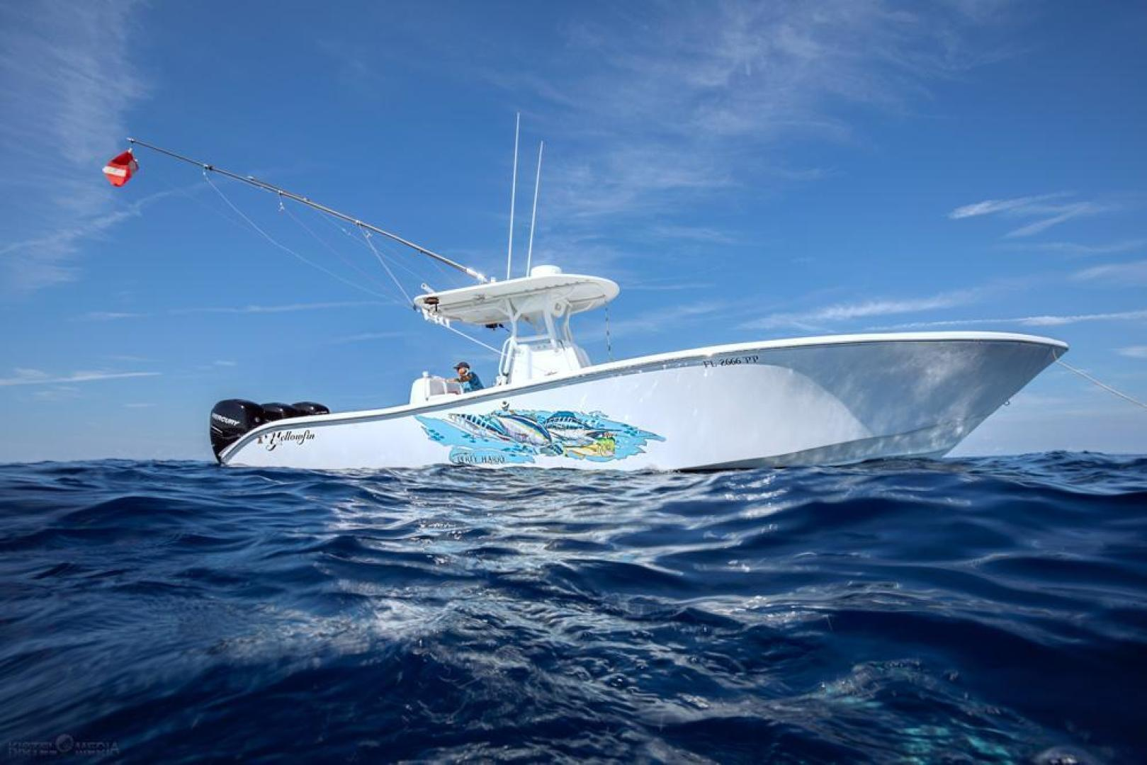 Yellowfin-34 Offshore CC 2008-DIRTY HARRY St. Augustine-Florida-United States-1629864 | Thumbnail