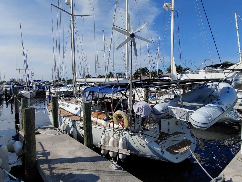 Jeanneau-Sun Odyssey 52.2 2001-Perseverance Hollywood-Florida-United States-Port Profile-1631427 | Thumbnail
