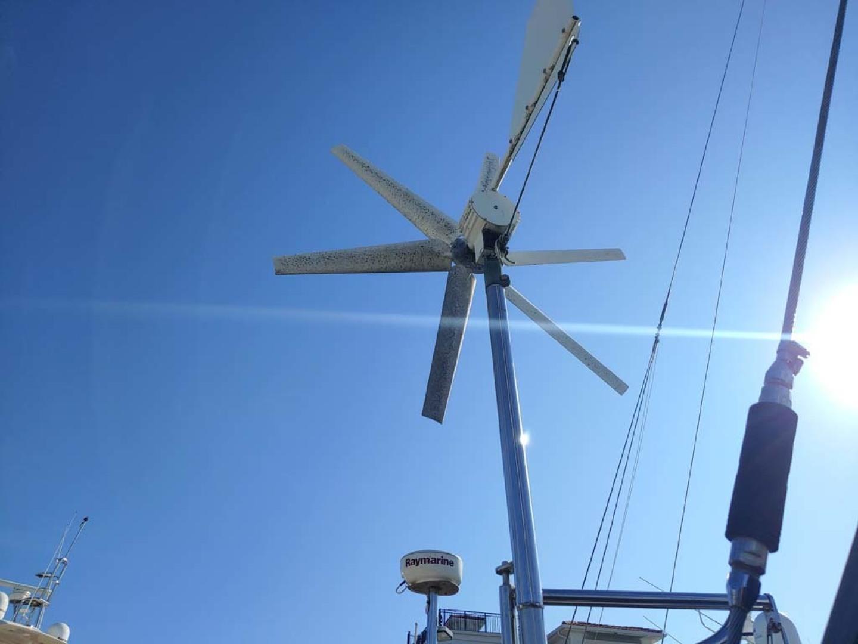 Jeanneau-Sun Odyssey 52.2 2001-Perseverance Hollywood-Florida-United States-Wind Generator-1631454 | Thumbnail