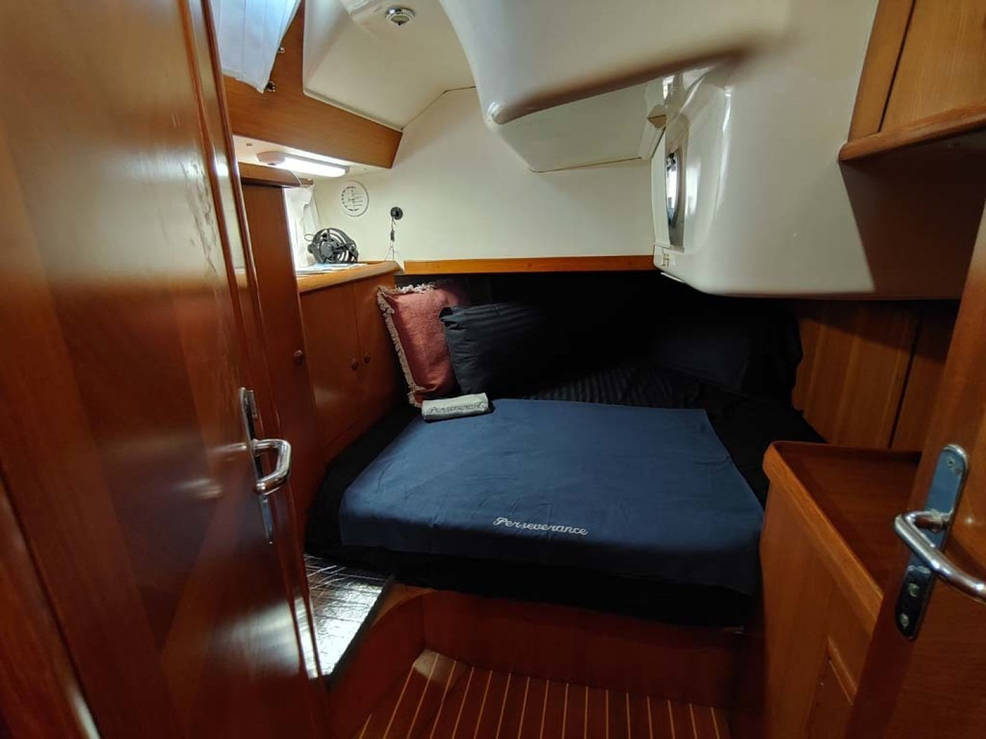 Jeanneau-Sun Odyssey 52.2 2001-Perseverance Hollywood-Florida-United States-Starboard Aft Cabin-1631477 | Thumbnail