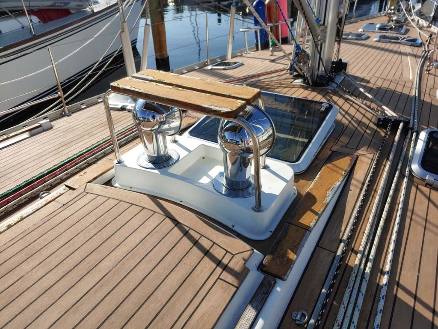Jeanneau-Sun Odyssey 52.2 2001-Perseverance Hollywood-Florida-United States-Foredeck-1631441 | Thumbnail