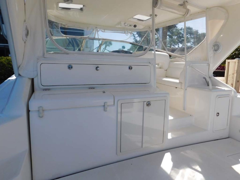 Riviera-Express 2003-Last 1 Cocoa Beach-Florida-United States-Cockpit Wet Bar-1633076 | Thumbnail