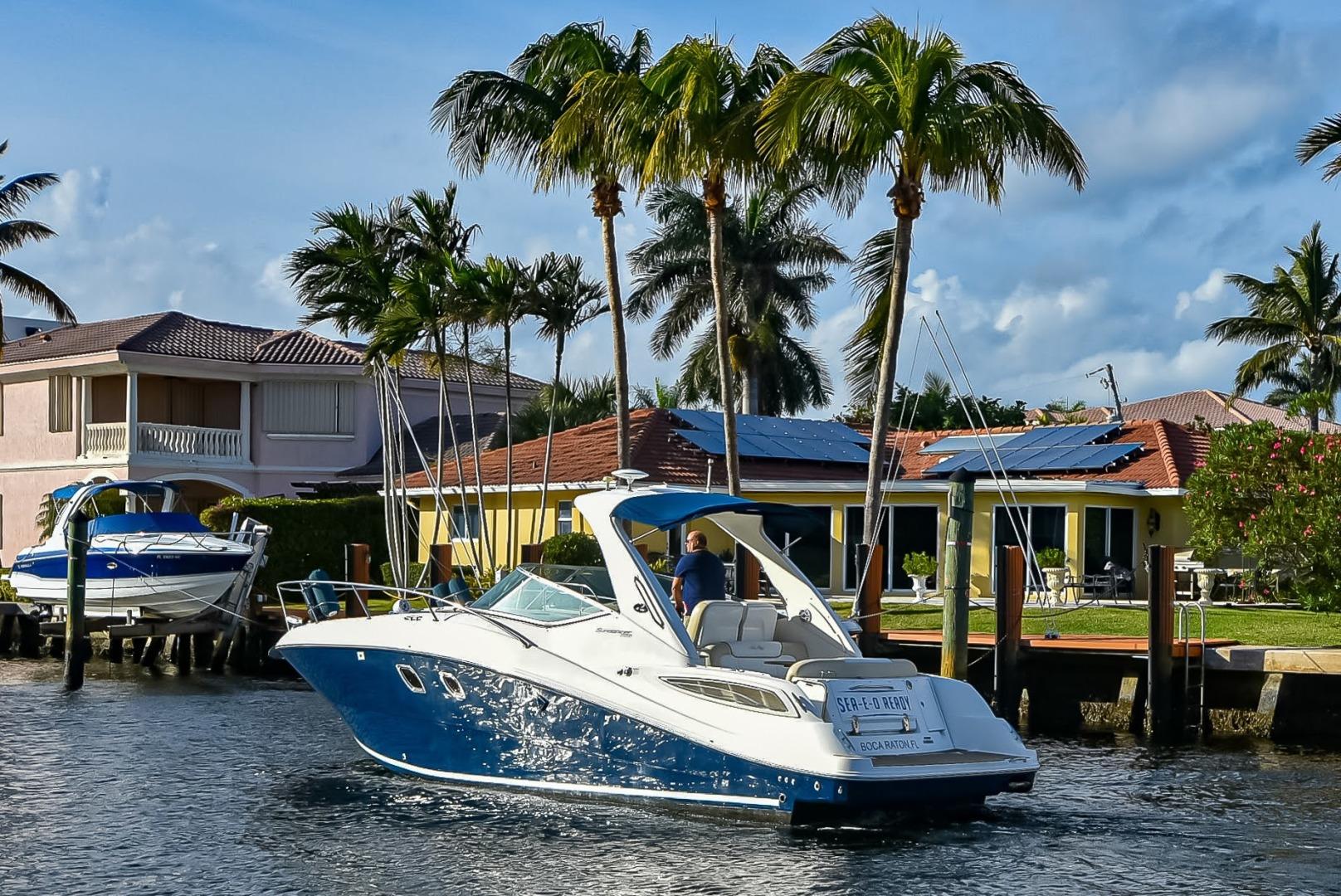 Sea Ray-330 Sundancer 2013-Sea E O Ready Boca Raton-Florida-United States-33 Sea Ray 330 Sundancer-1633154 | Thumbnail