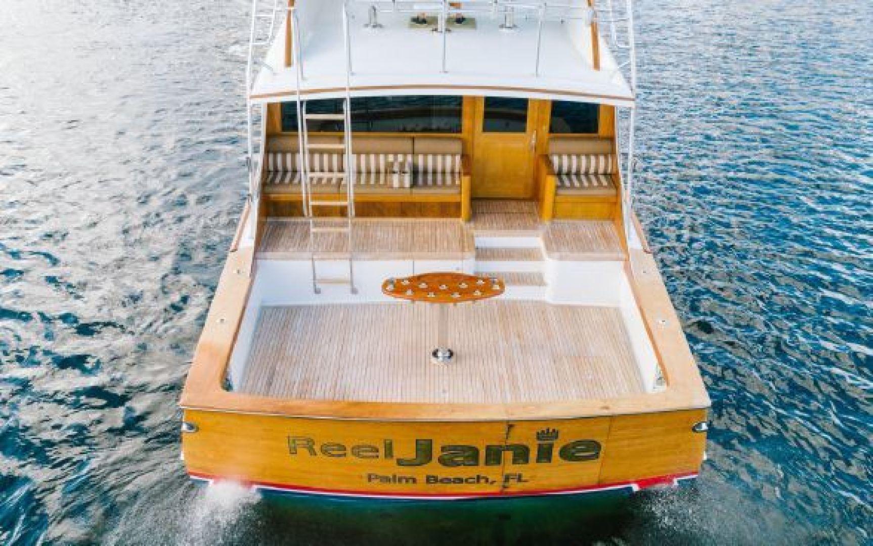 Merritt 1996-REEL JANIE Palm Beach-Florida-United States-1633911 | Thumbnail