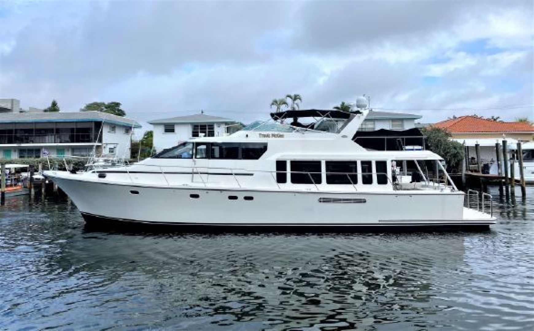 Picture Of: 65' Pacific Mariner Motor Yacht 2000 Yacht For Sale | 1 of 53