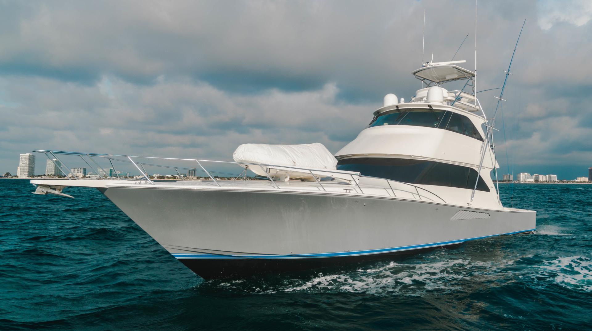 Viking 64 - Exterior Profile