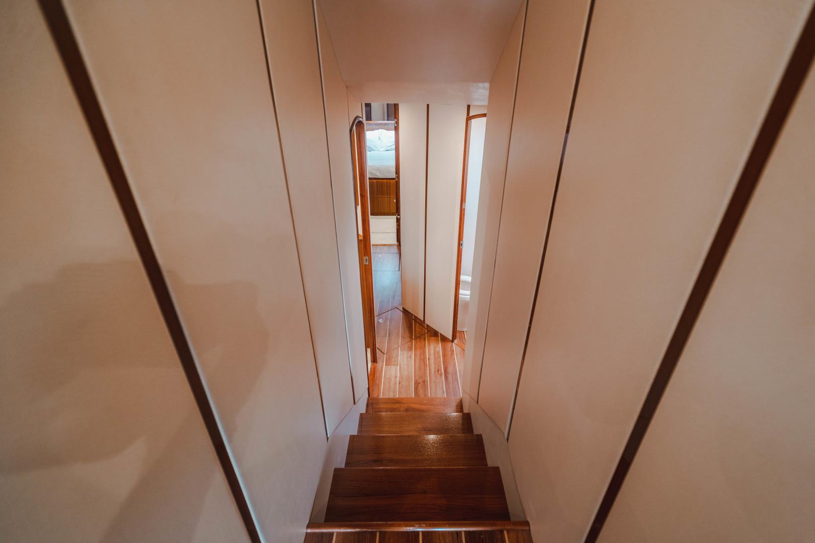 Viking 64 - Stairs