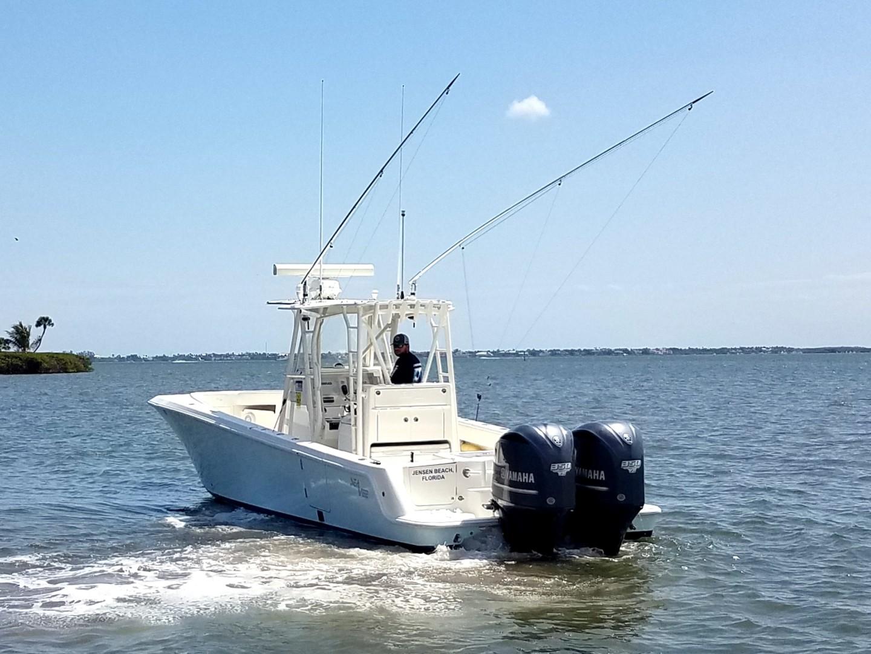 SeaVee 34 - Port Profile