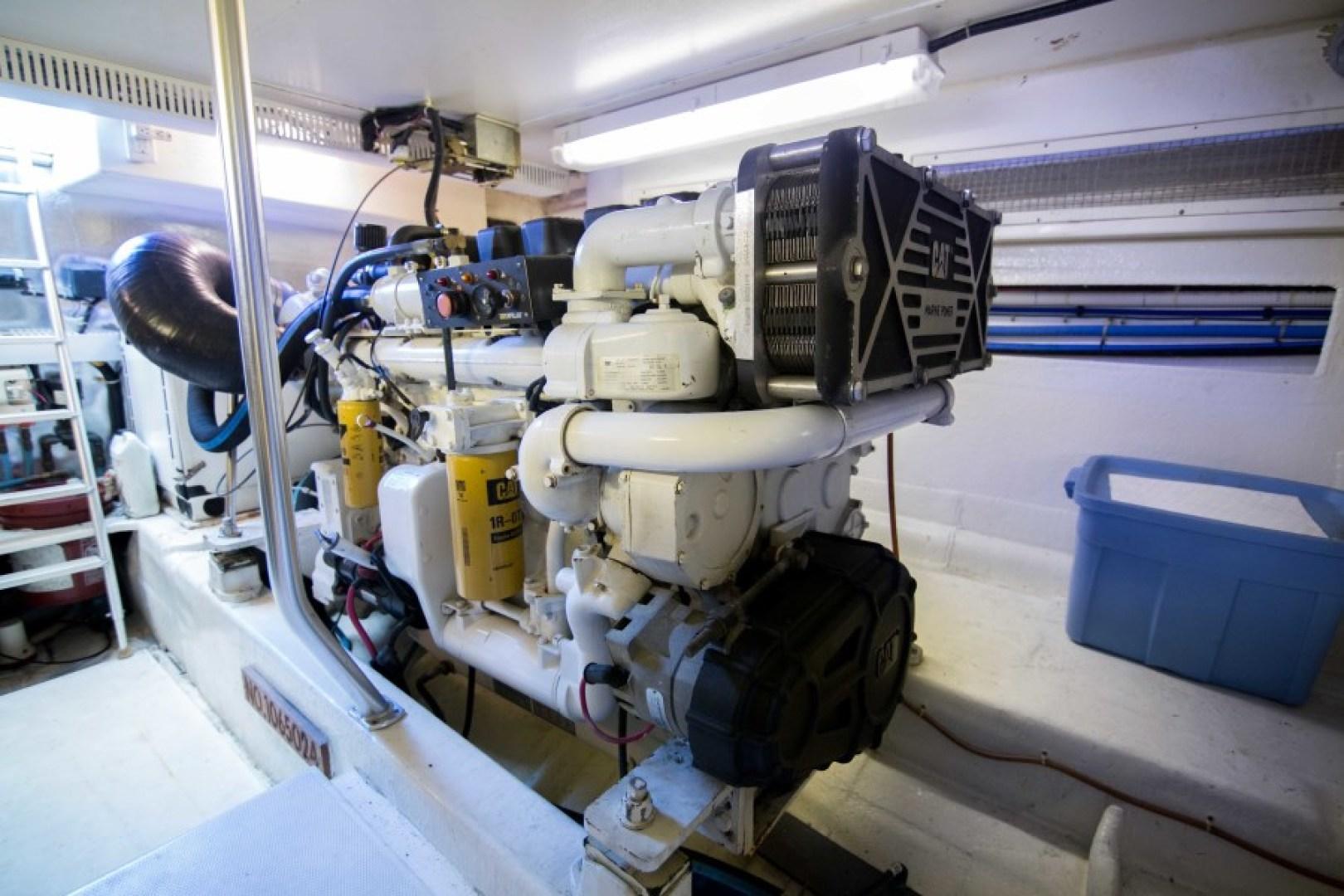 Ocean 57 - Cash Flow - Engine Room