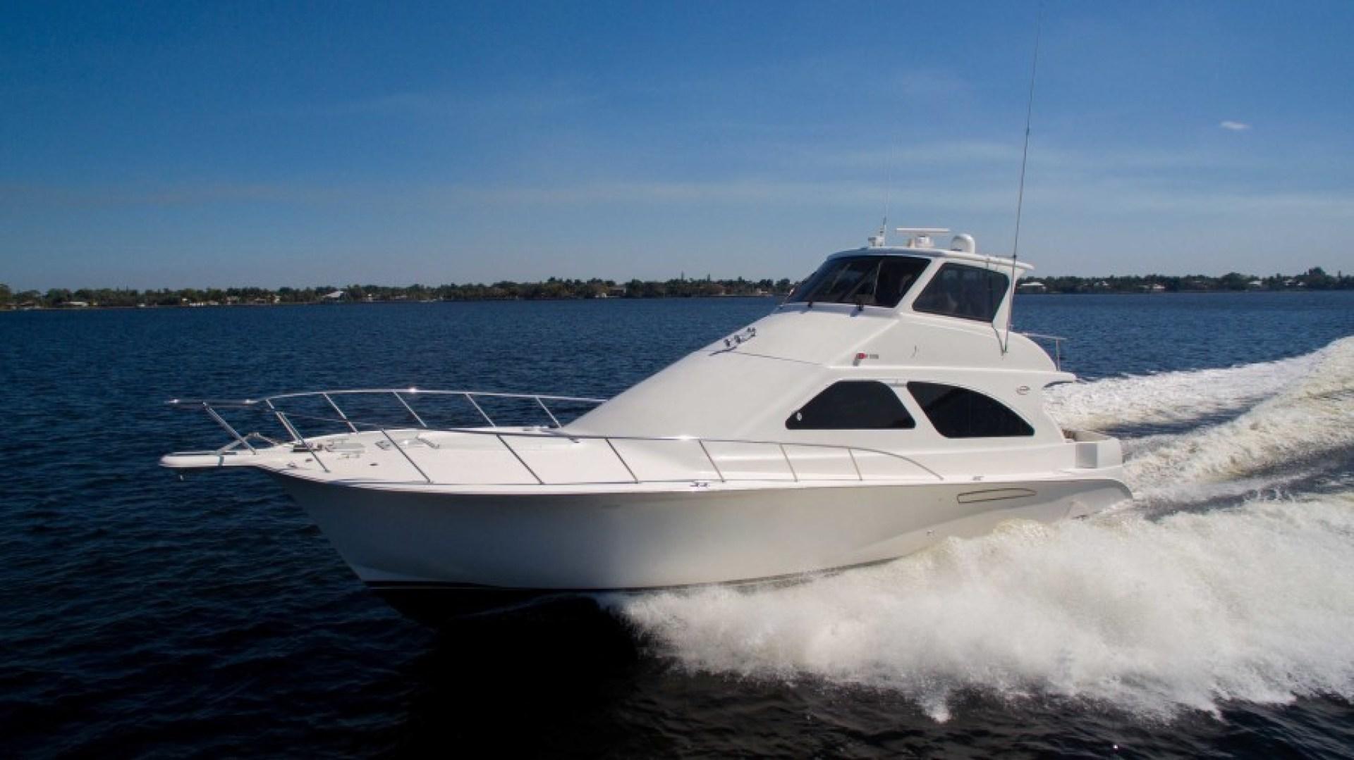 Ocean 57 - Cash Flow - Exterior Profile