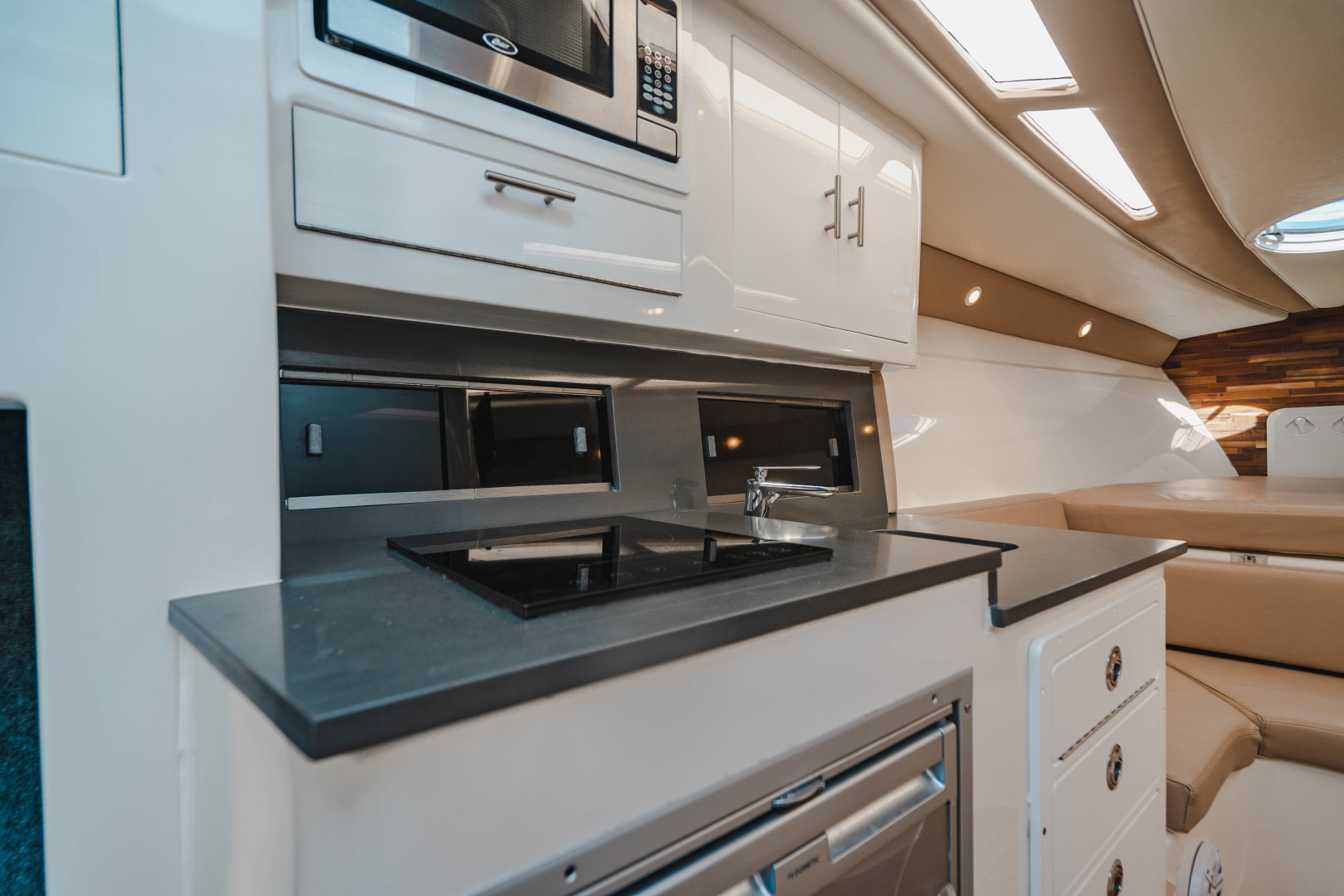 Concept 44 - UNHINGED - Galley