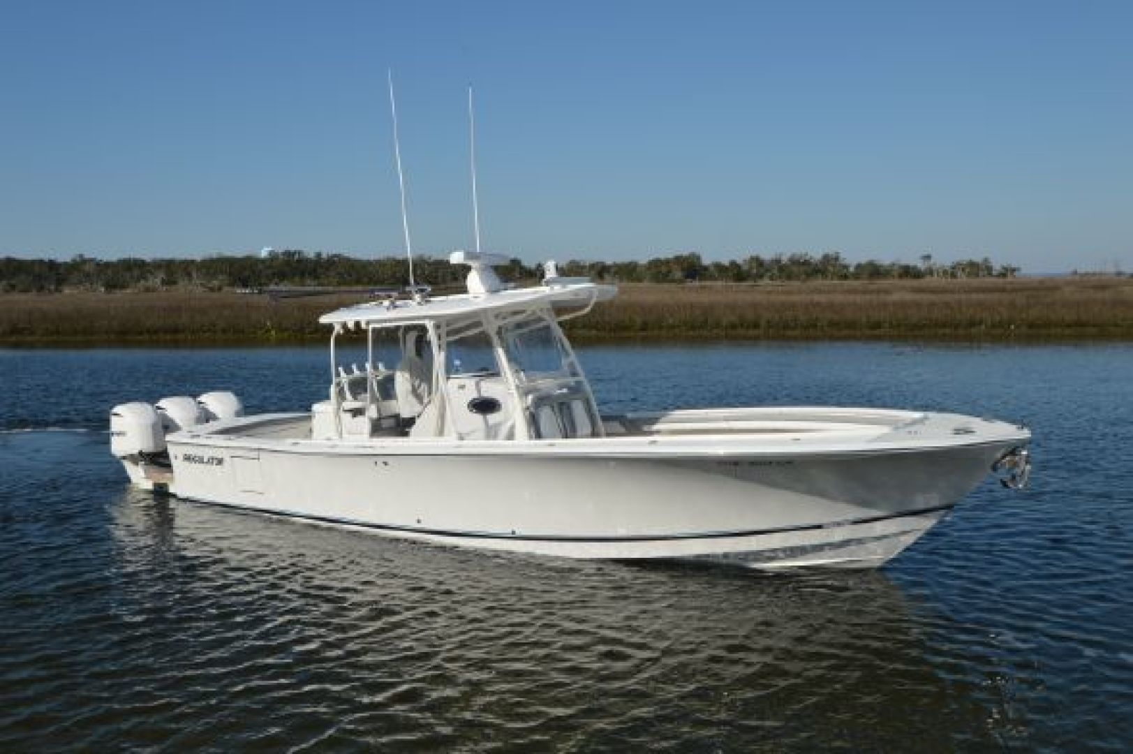 Paved For is a Regulator 34 Yacht For Sale in Atlantic Beach--0