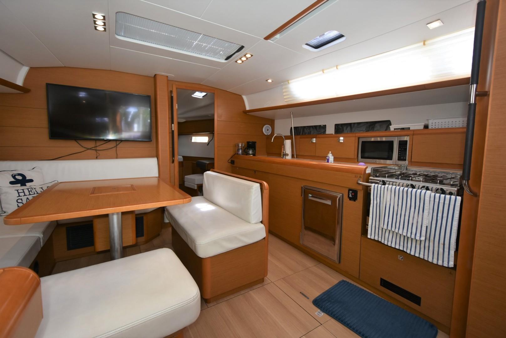 Gran Mar 47ft Jeanneau Yacht For Sale